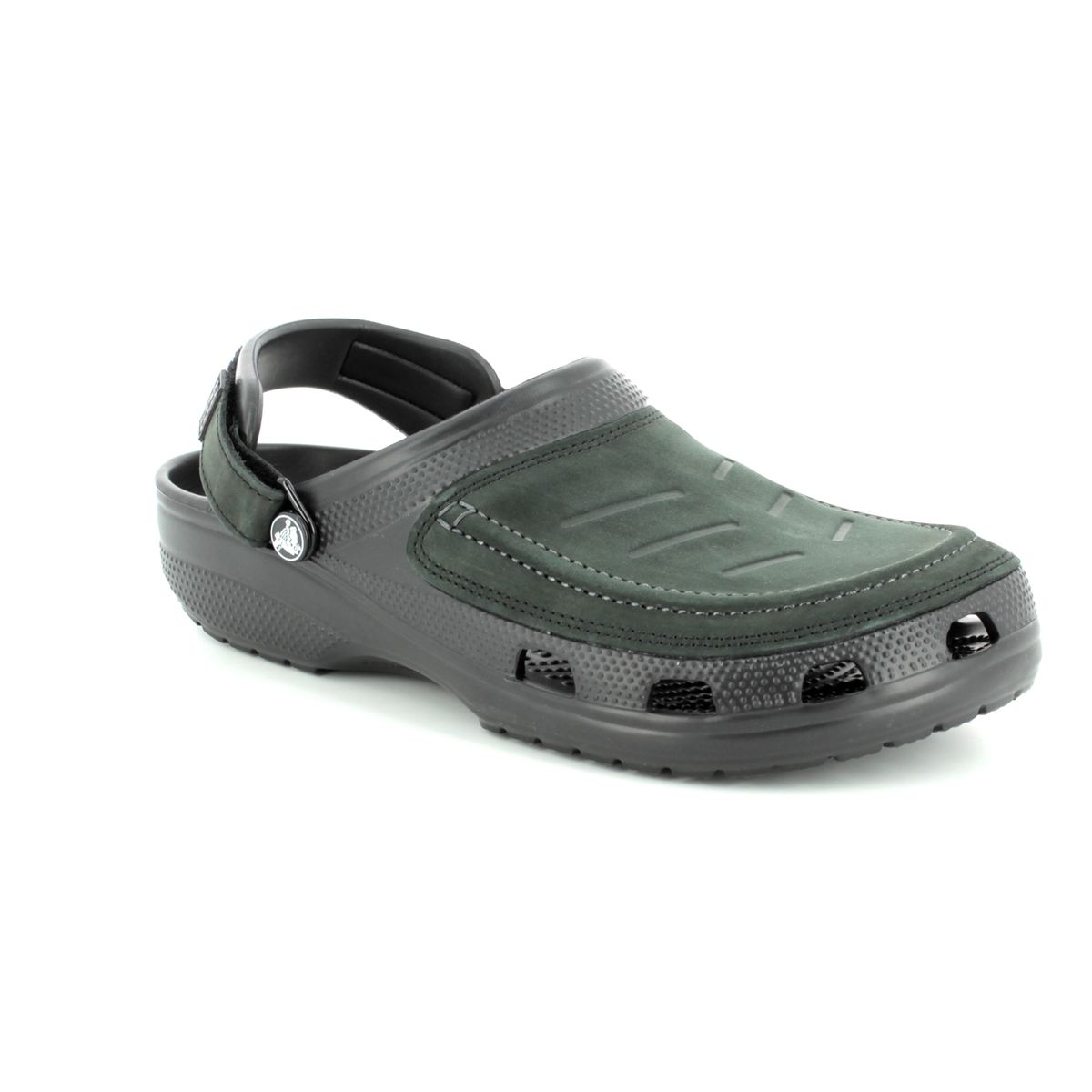 2f3882c7daf700 Crocs Sandals - Black - 205177 060 YUKON VISTA