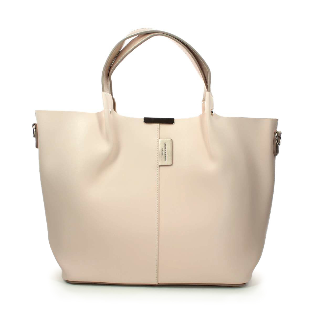 8f6f8fecef4 David Jones Handbag - Natural tan - 5928/10 MELUN GRAB