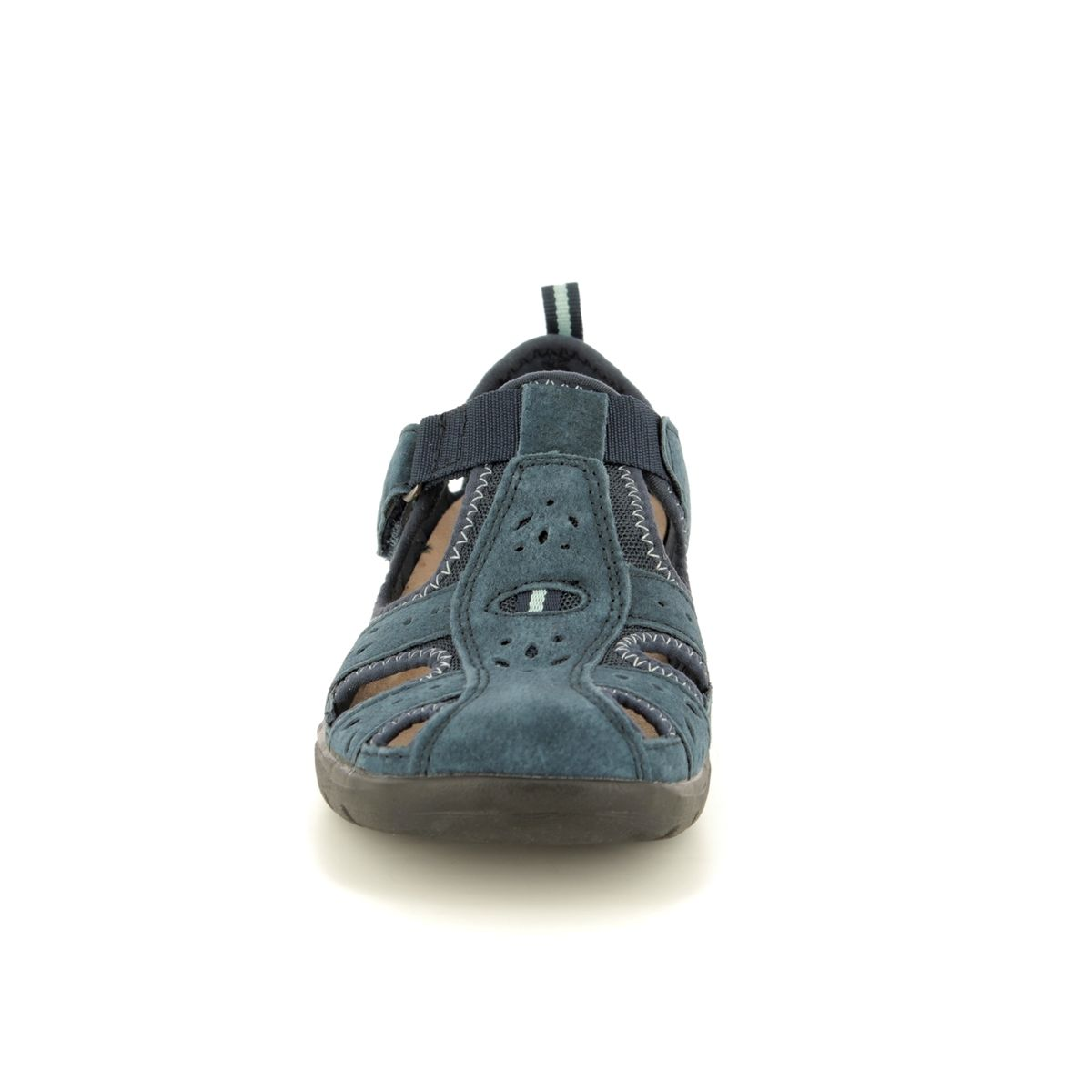 795f2bd2771f0 Earth Spirit Closed Toe Sandals - Navy - 30201/70 CLEVELAND 91
