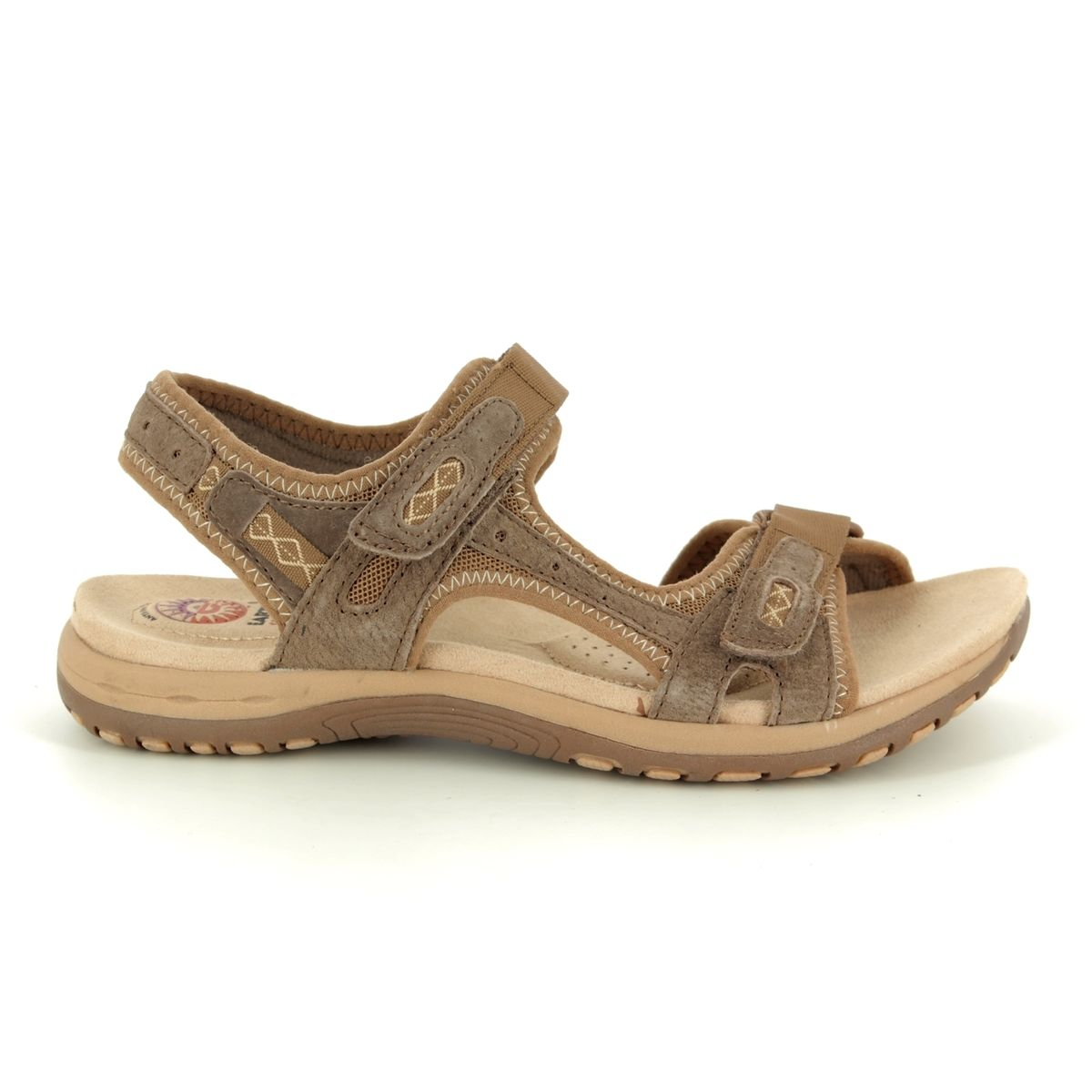 58872605214 Earth Spirit Walking Sandals - Taupe - 30232 20 FRISCO