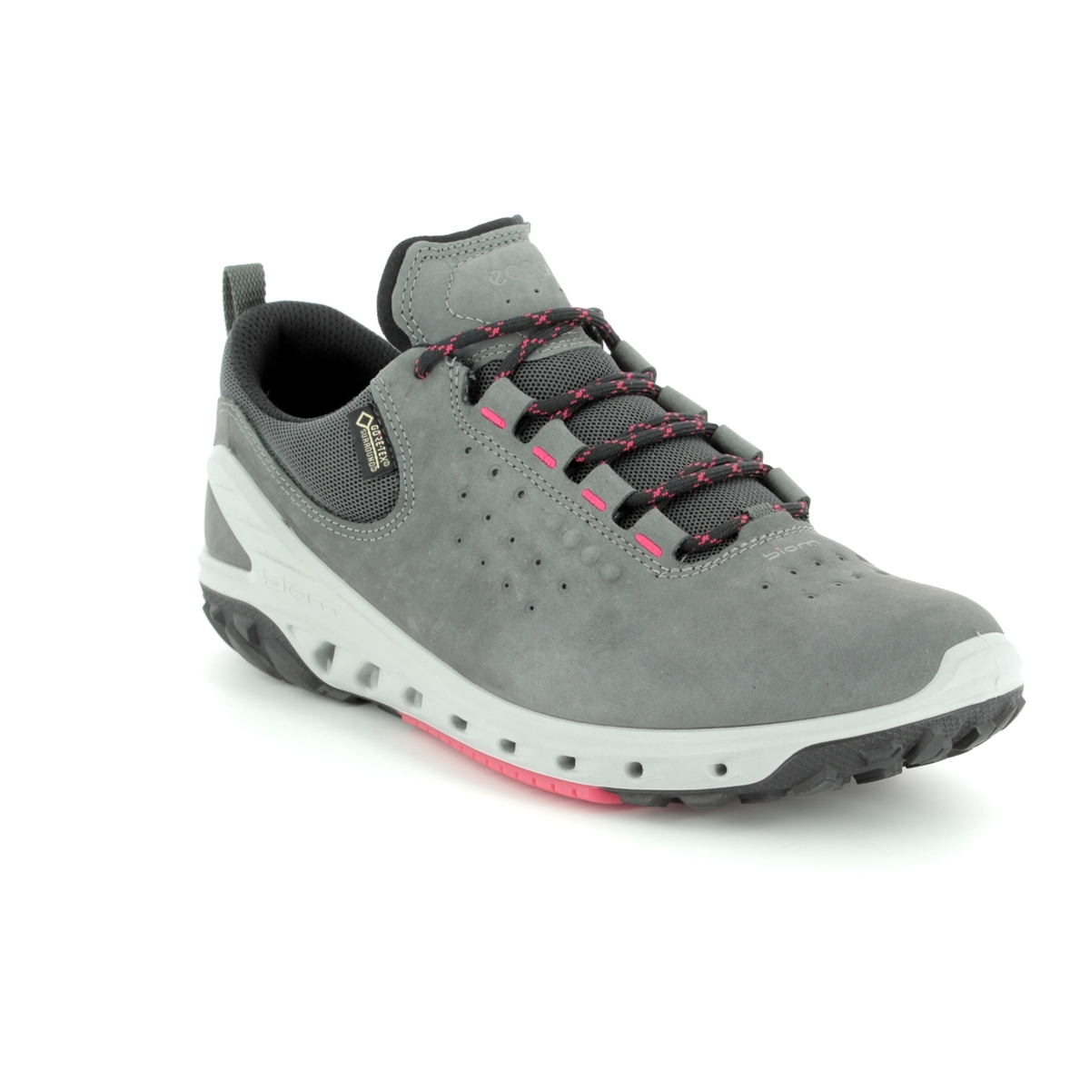 ad3391811e9c ECCO Walking Shoes - Dark grey multi - 820723 56586 BIOM VENTURE GORE-TEX