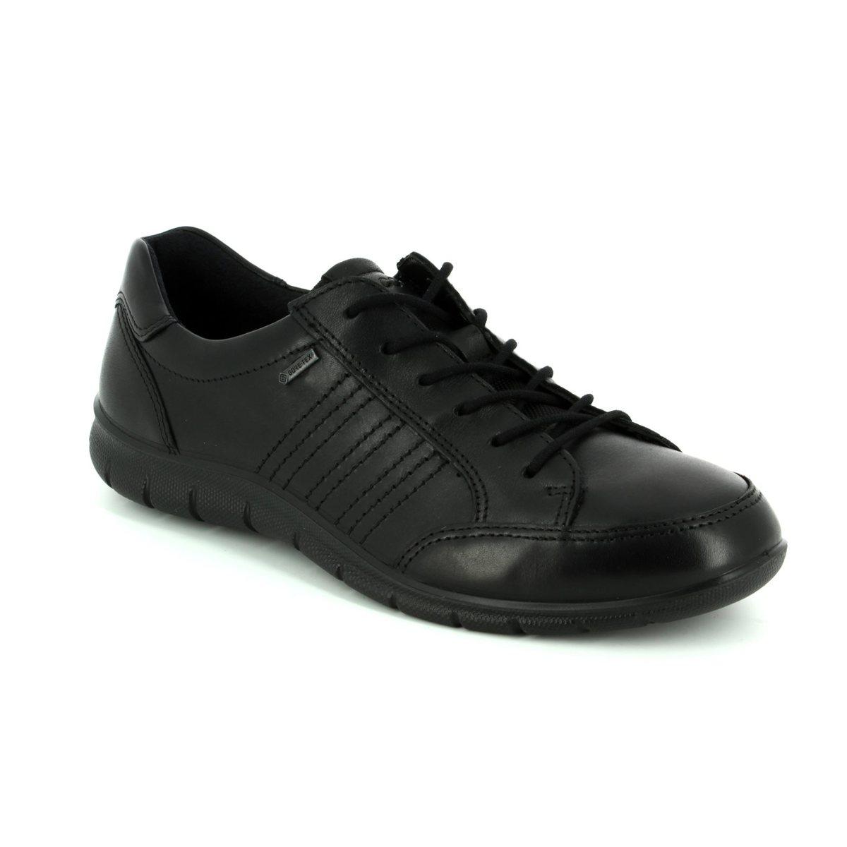 6602d0c41a99 ECCO Lacing Shoes - Black - 210353 01001 BABETT GORE-TEX