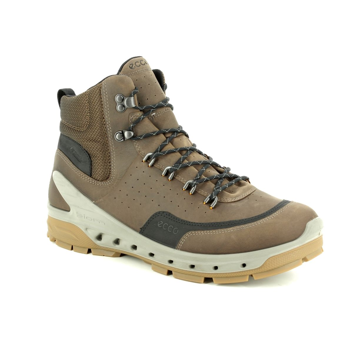 5d898fc9c8f ECCO Boots - Brown nubuck - 854604 51742 BIOM VENTURE TR GORE-TEX