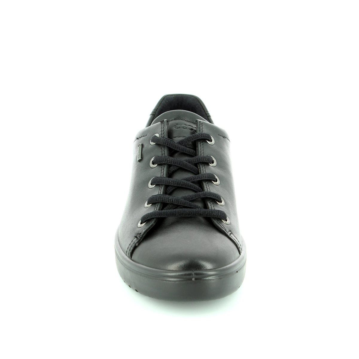 3a7b8703a51 ECCO Lacing Shoes - Black - 235333/01001 FARA GORE-TEX