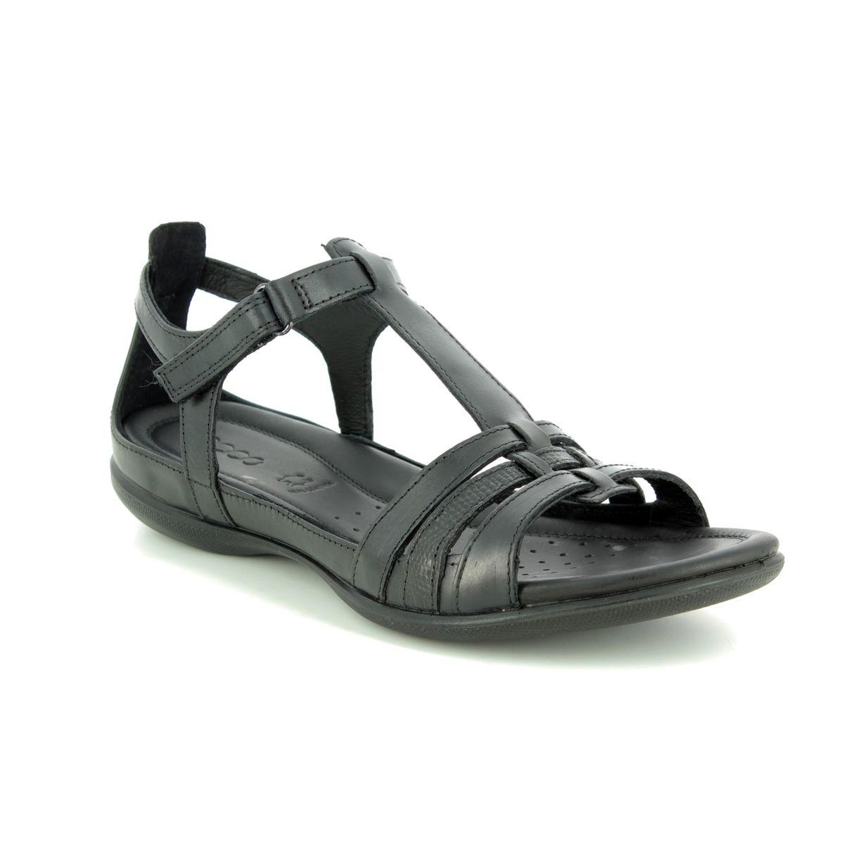 91e90a050ab5 ECCO Sandals - Black - 240873-53859 FLASH