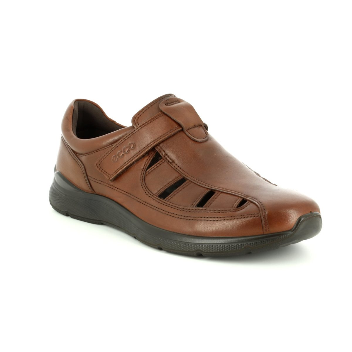 db8b1be78a61 ECCO Sandals - Brown - 511534 01053 IRVING