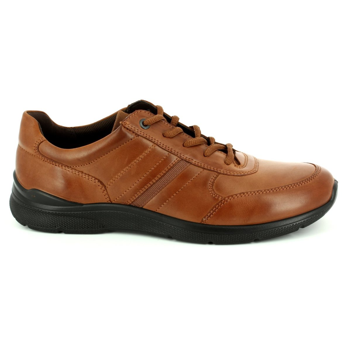 ecco irving 511564 02195 brown casual shoes