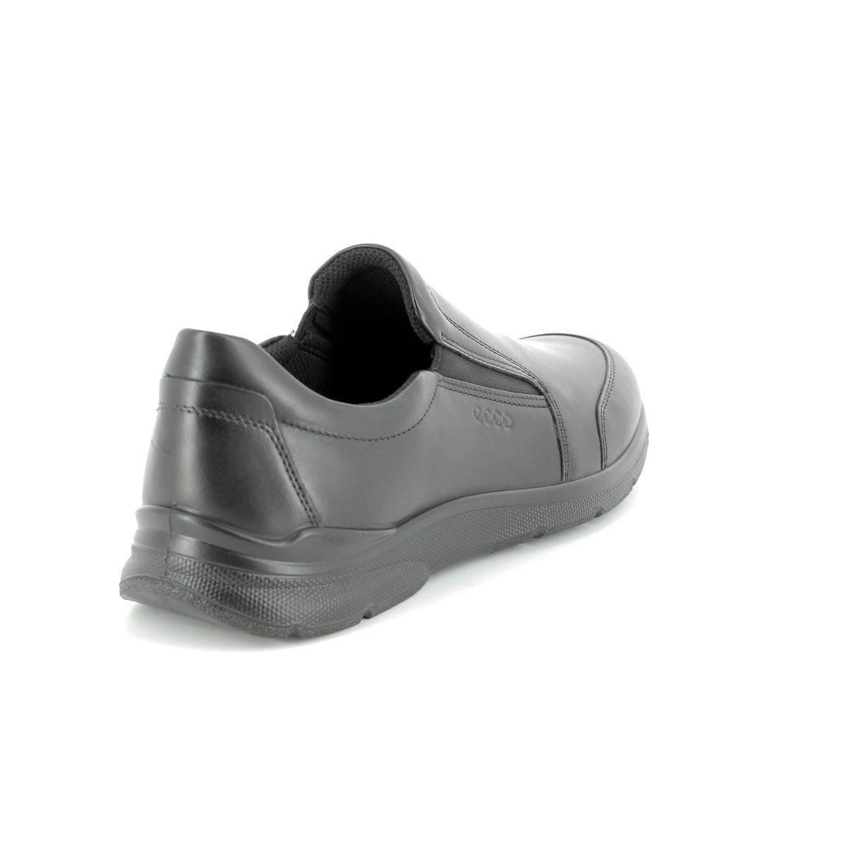 34db0ffb1b4 ECCO Casual Shoes - Black - 511684 01001 IRVING SLIP-ON