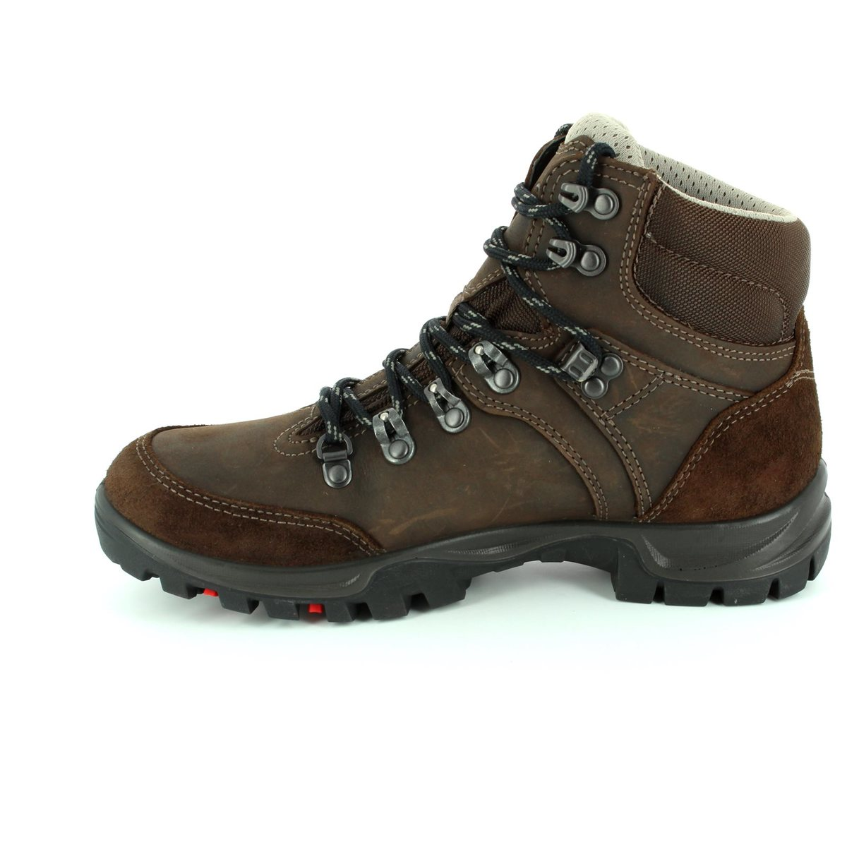 ecco l xped 811183 02072 brown walking boots