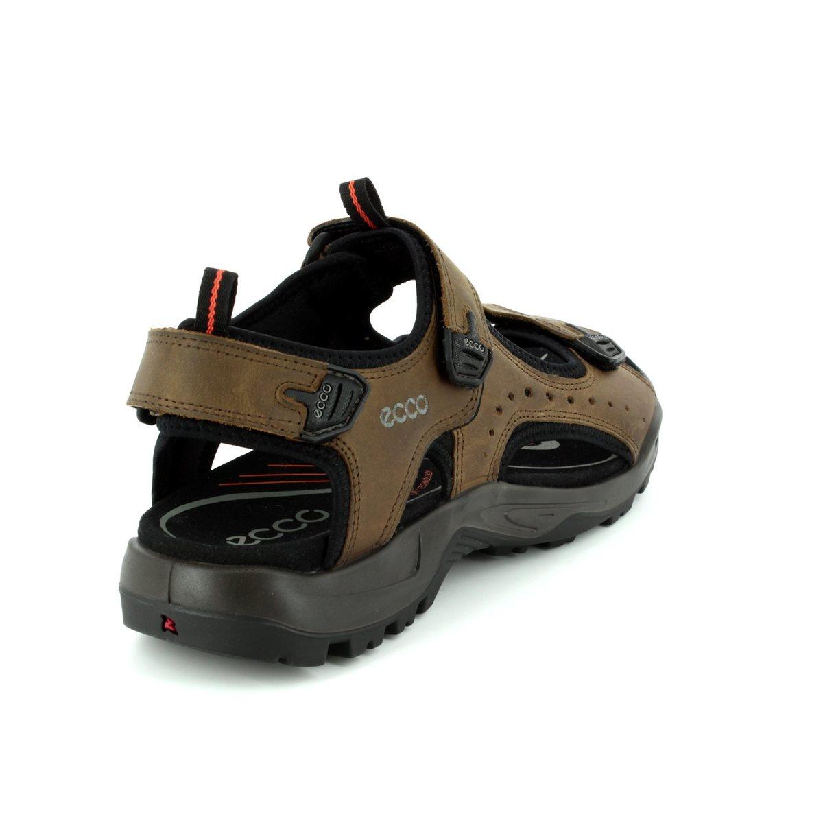 b81668ef6b8 ECCO Sandals - Brown - 822044/02114 OFFROAD