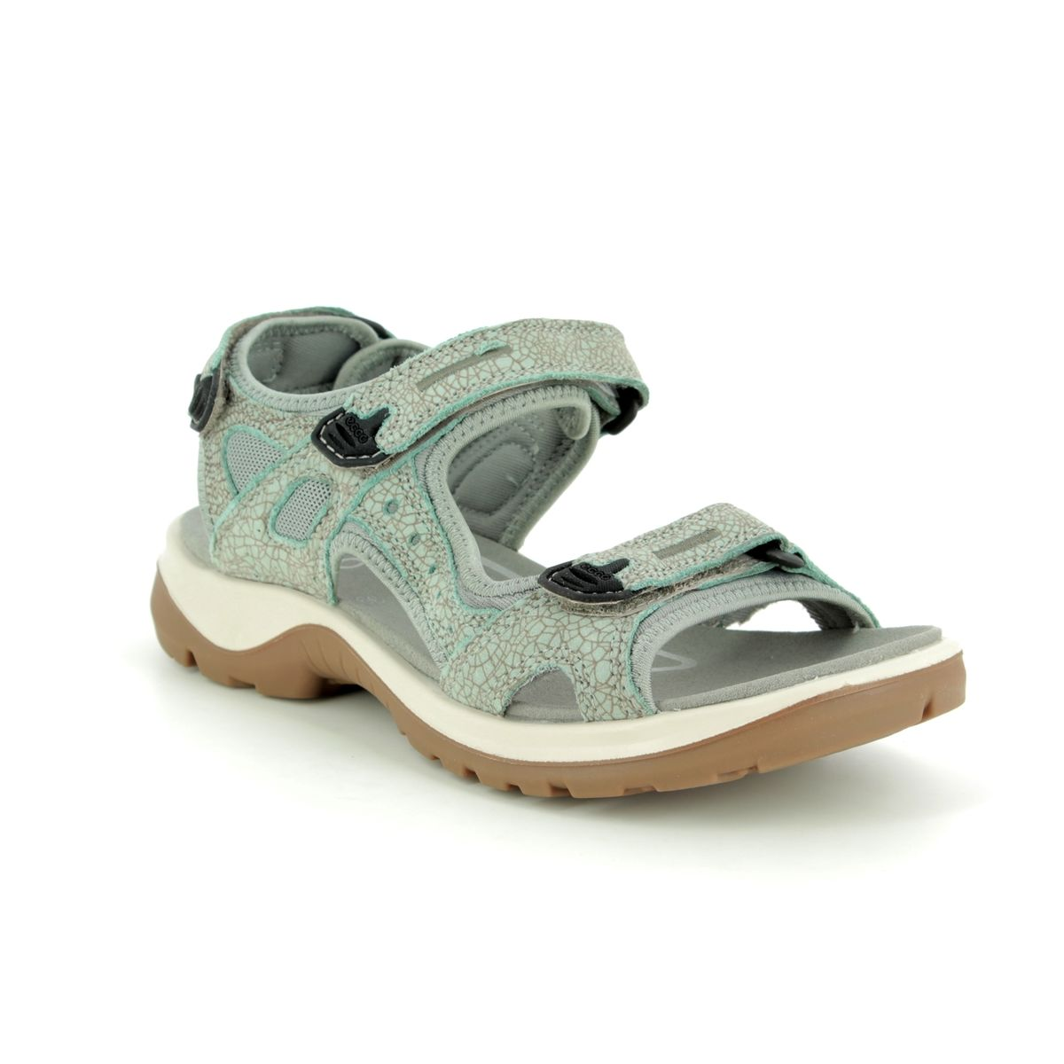 7d27d51d85 ECCO Walking Sandals - Off white - 069563/51340 OFFROAD LADY