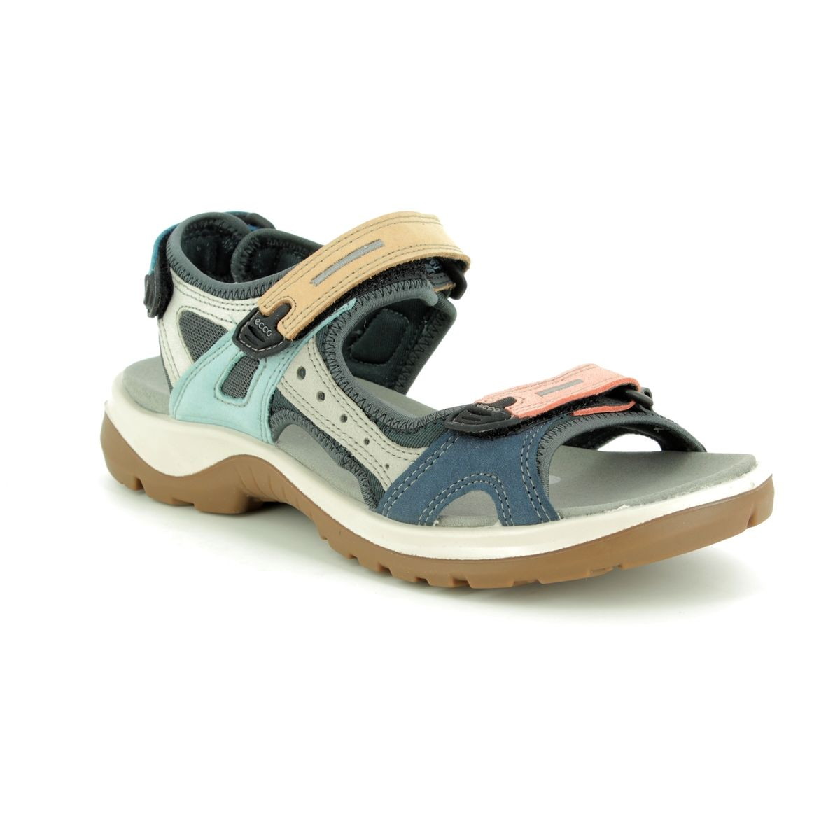8add4bd138b4 ECCO Walking Sandals - Various - 822083 55749 OFFROAD LADY 2