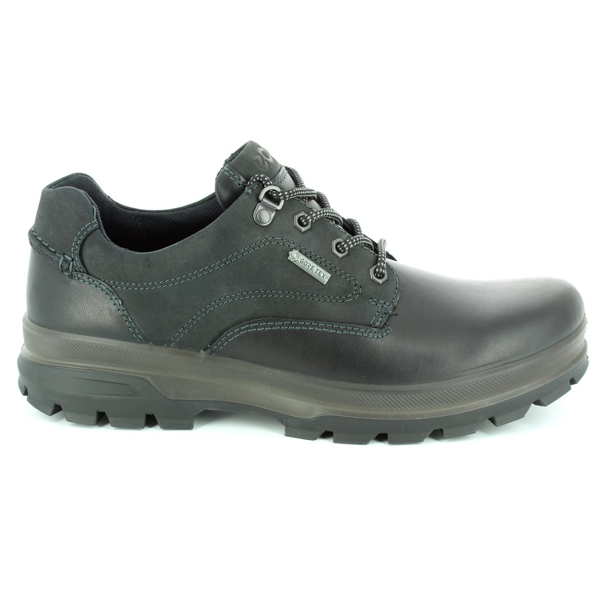 b96b277fe216 ECCO Casual Shoes - Black - 838034 51707 RUGGED GORE-TEX