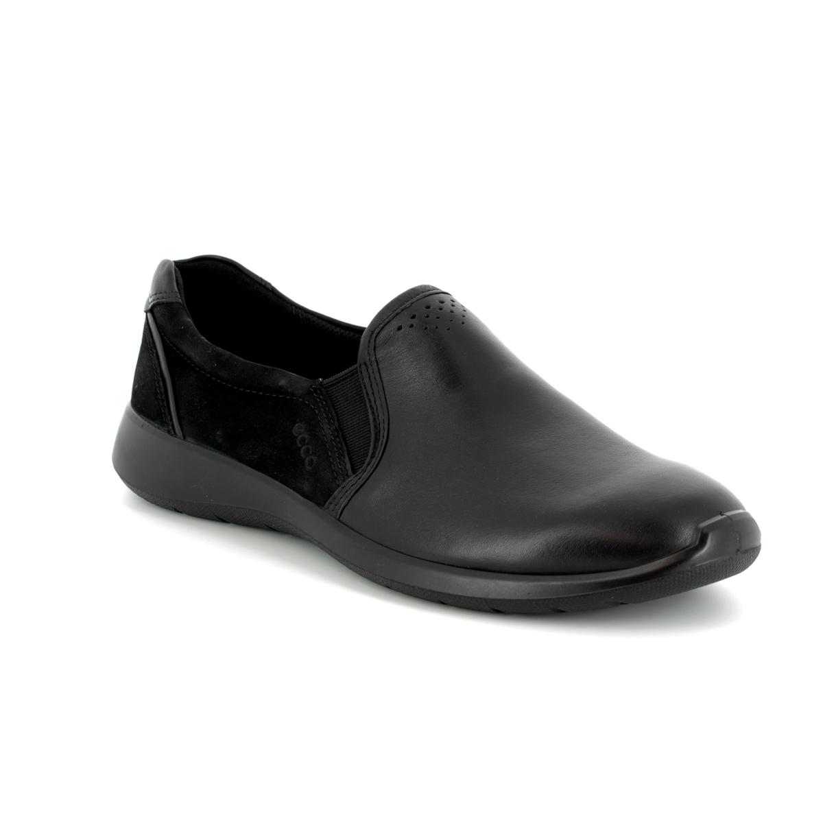 fcfd2d3a4d51 ECCO Comfort Shoes - Black - 283003-53859 SOFT 5