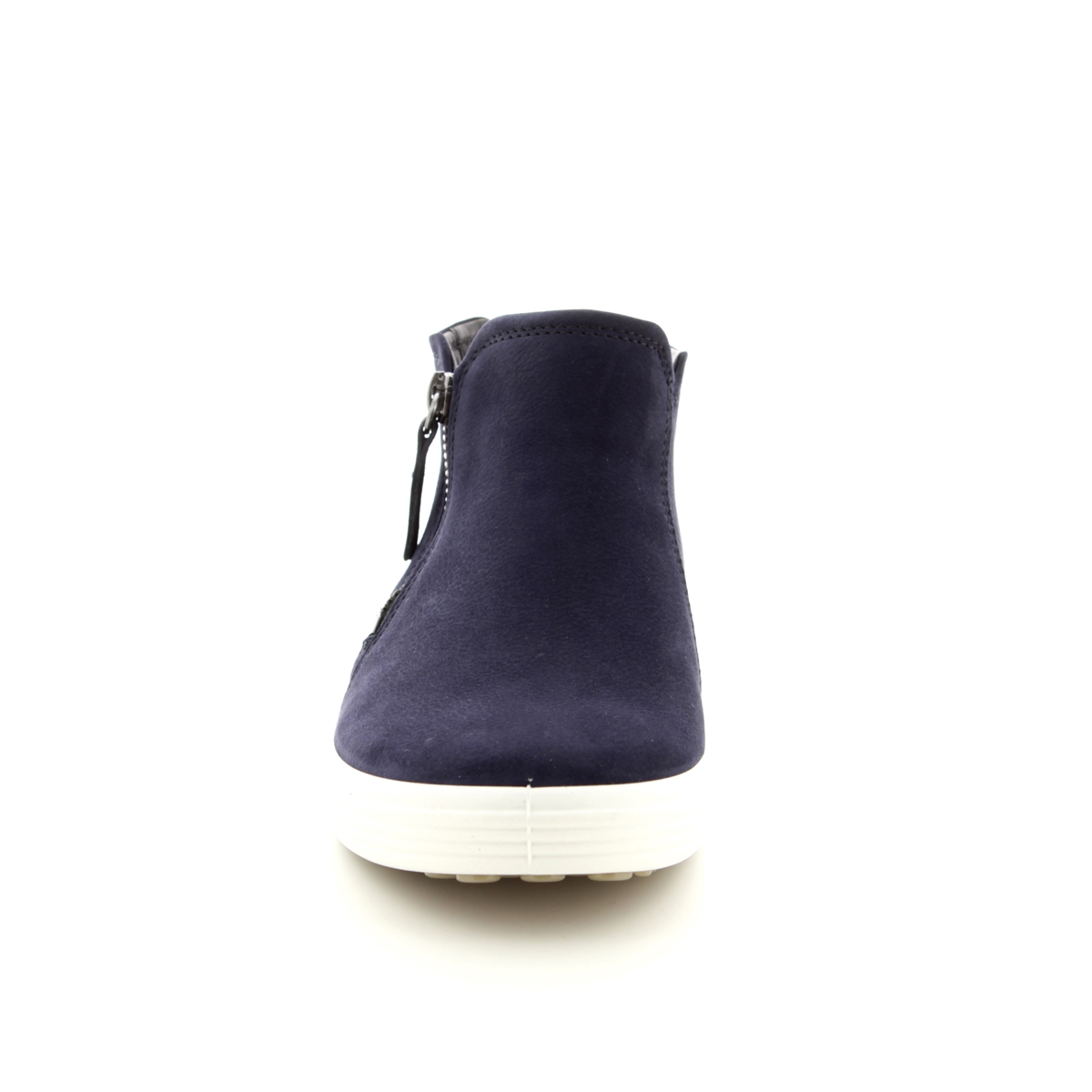 8c1b0a77da9bc ECCO Ankle Boots - Navy - 430243/02303 SOFT 7 LADIES BOOT