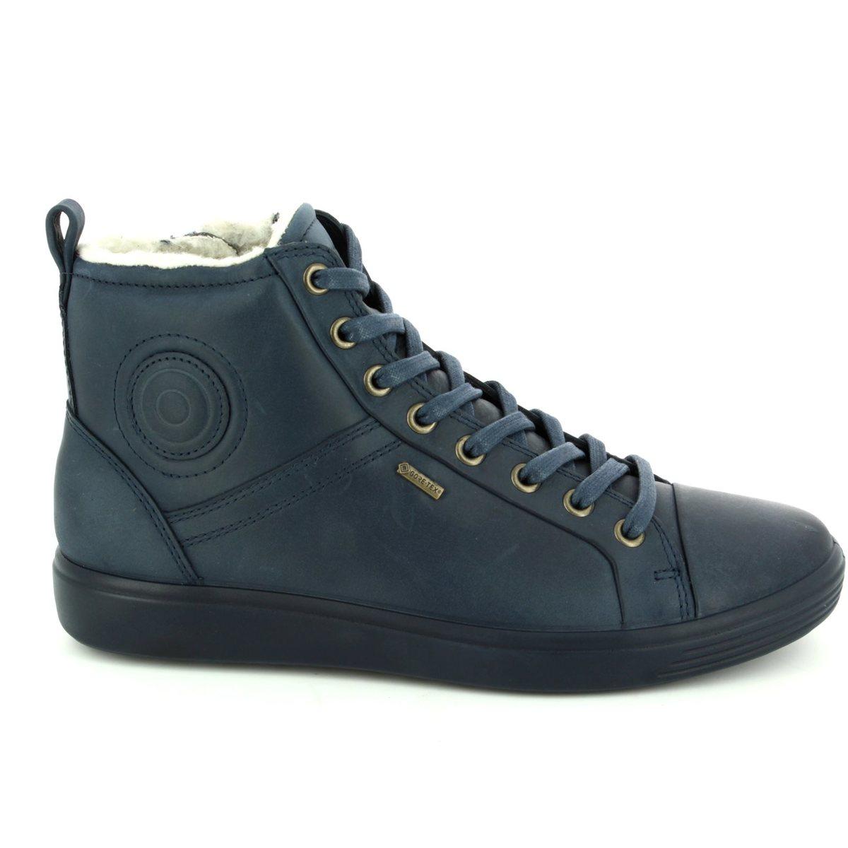 Ecco Ladies Gore Tex Walking Shoes