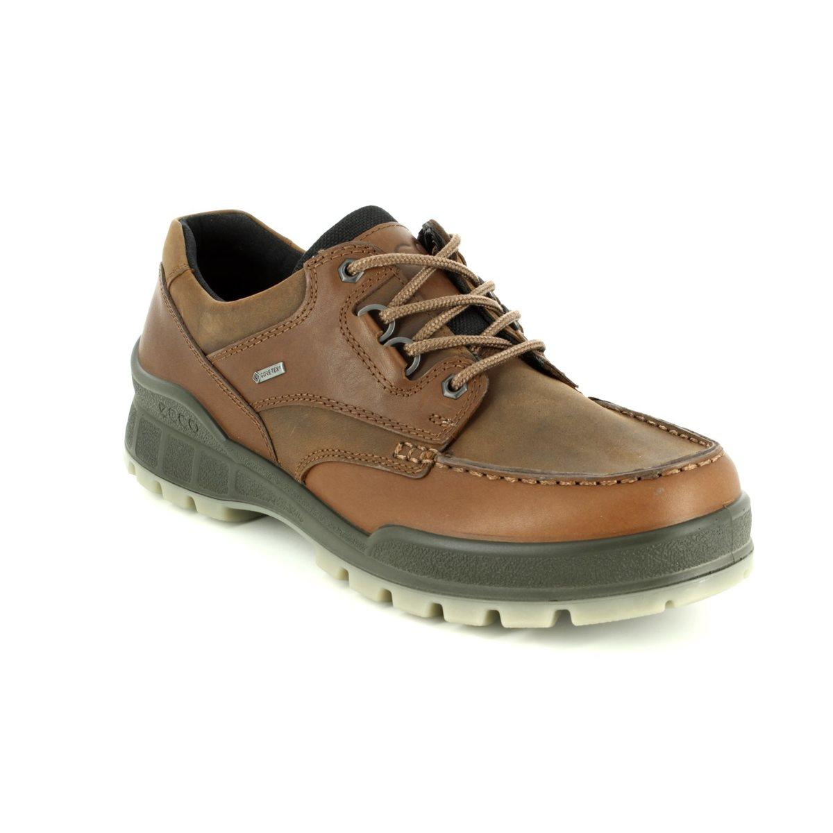 729d78750625 ECCO Casual Shoes - Brown multi - 831714 52600 TRACK 25 GORE-TEX
