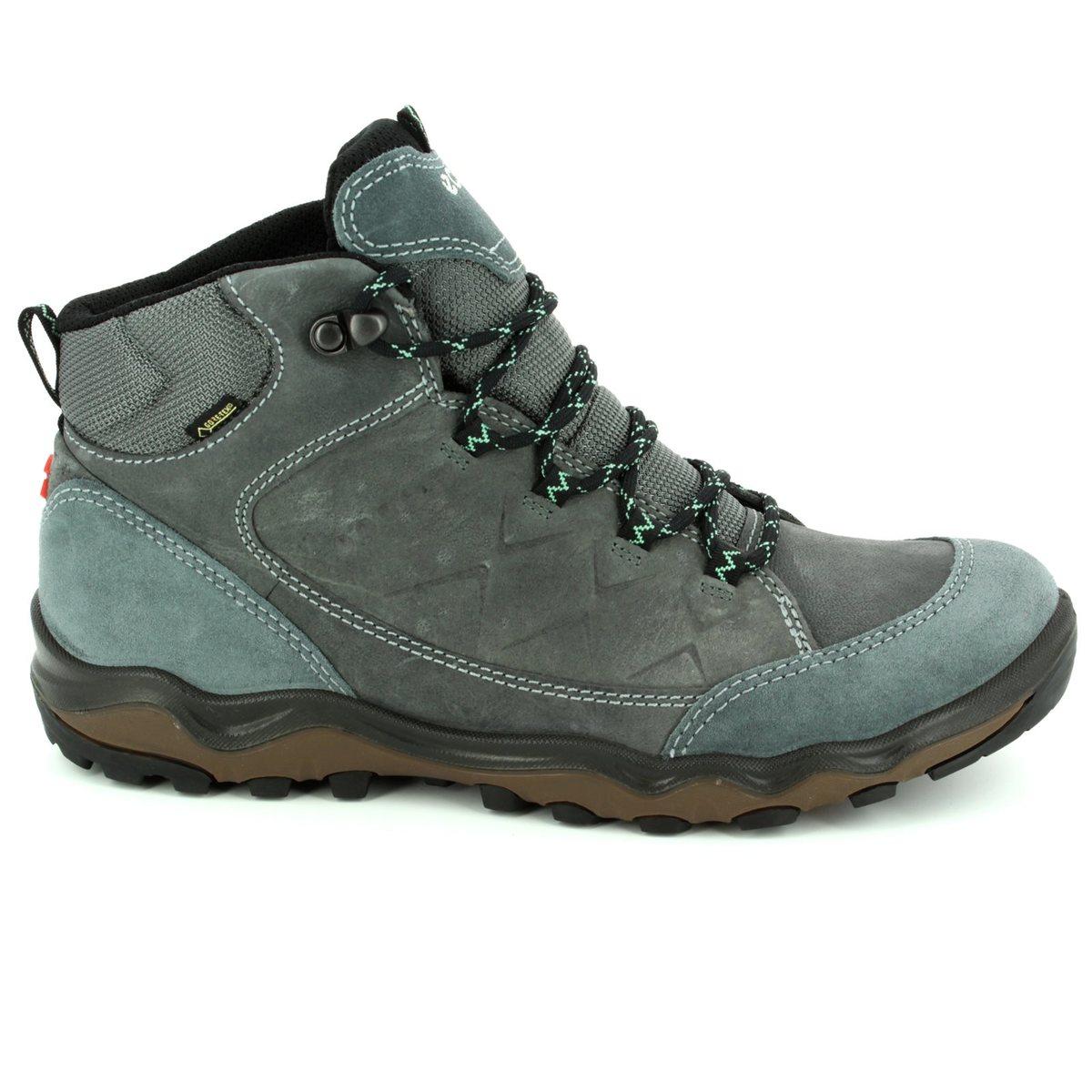 Ecco Gore Tex Walking Shoes