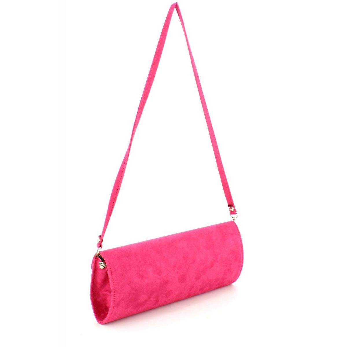 b66ea099fc4c Exclusive to Begg Shoes Blossom 1919-80 Fuchsia matching handbag
