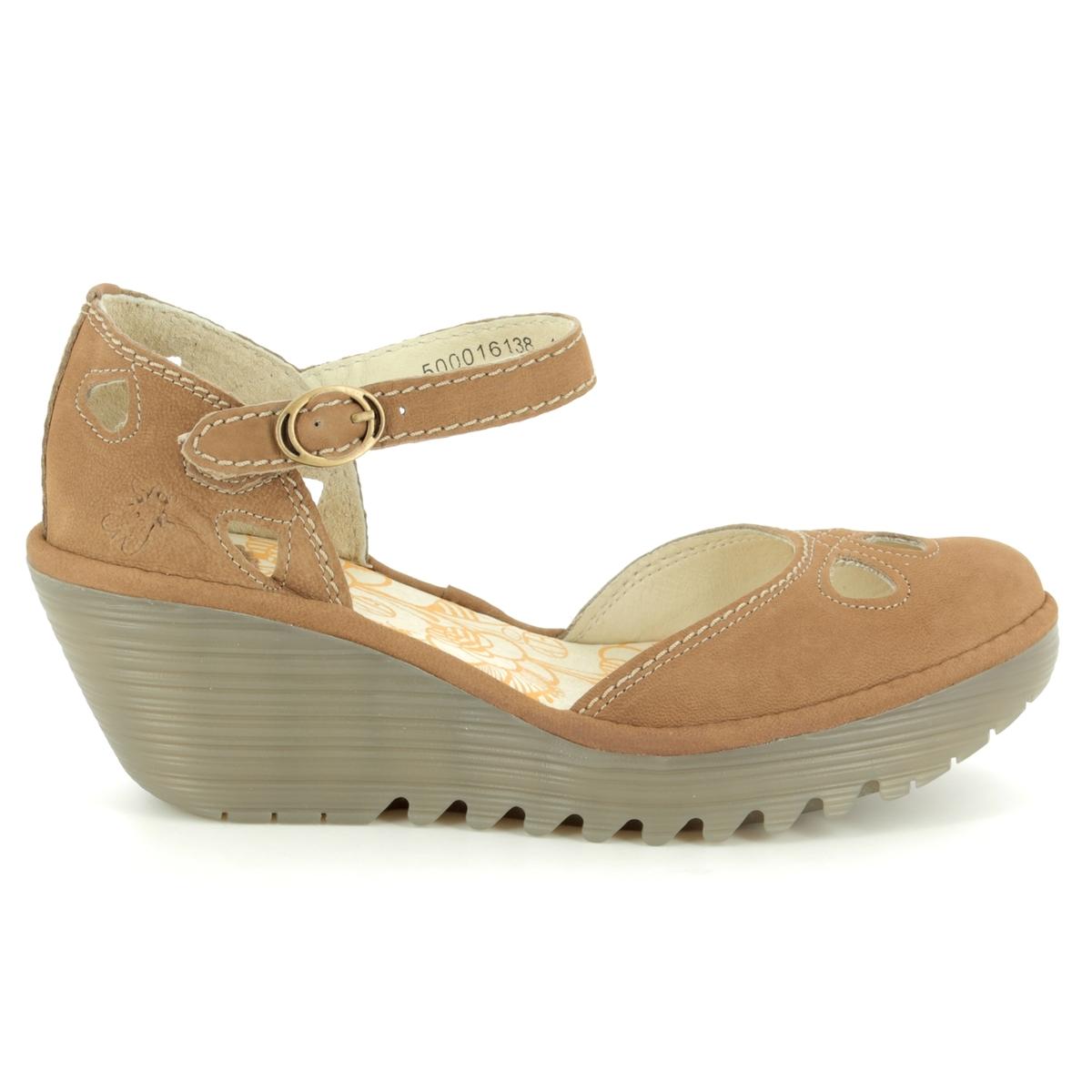 ae6cab67a69 Fly london yuna tan wedge shoes jpg 1200x1200 Yuna sandals disney