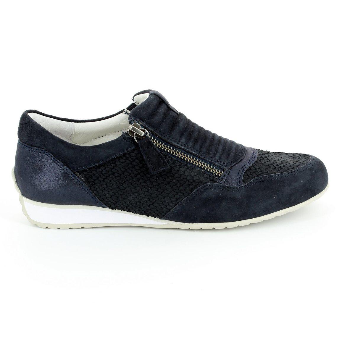 gabor brunello navy multi comfort shoes. Black Bedroom Furniture Sets. Home Design Ideas