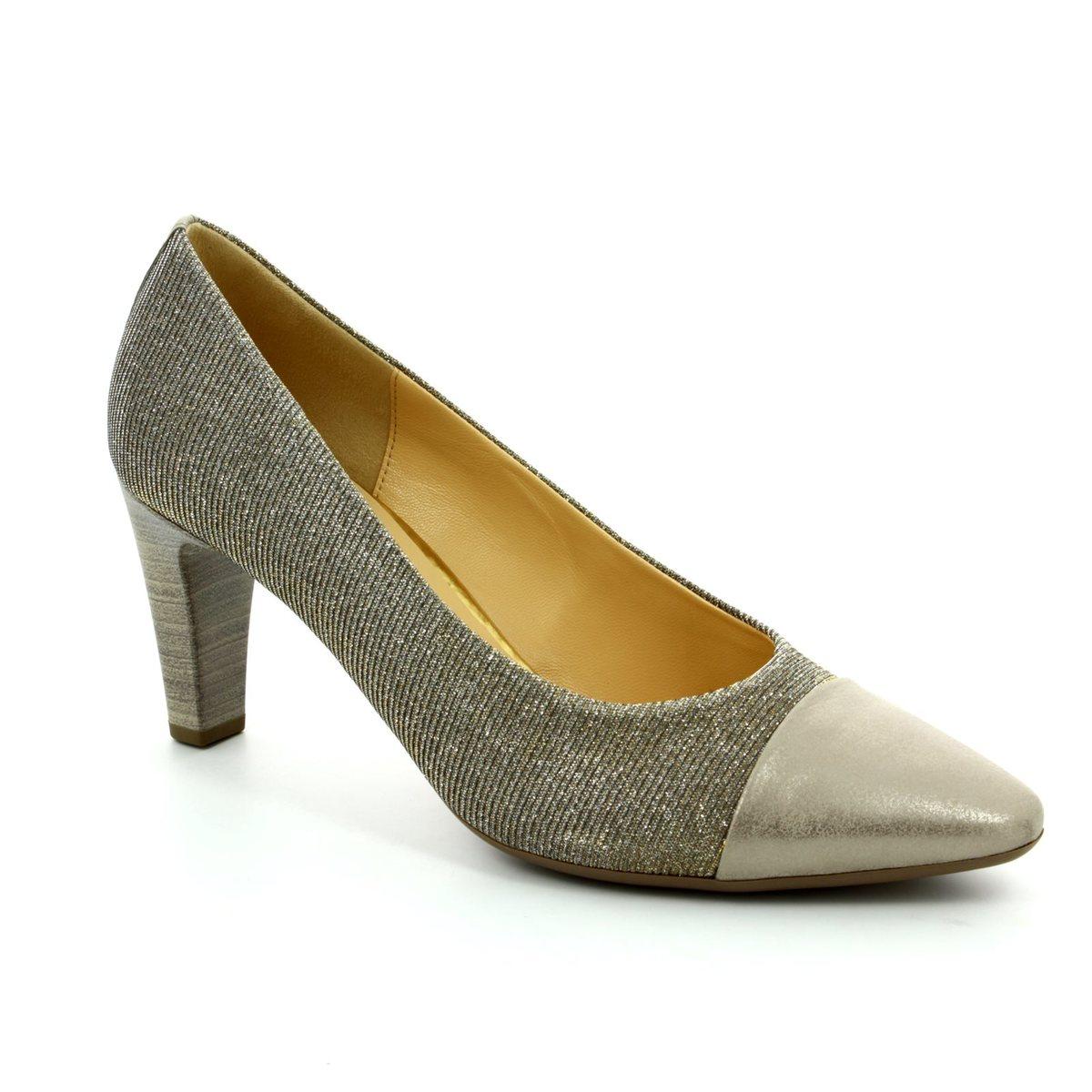f4ac434c2f Gabor High-heeled Shoes - Gold - 65.152.62 DANTE