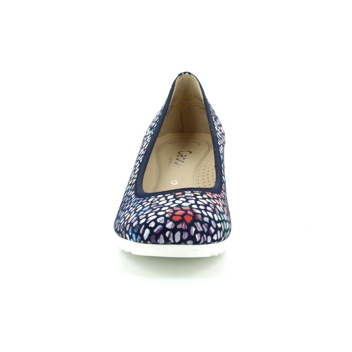 6ed4d229c Gabor Wedge Shoes - Multi Coloured - 82.641.41 EPWORTH