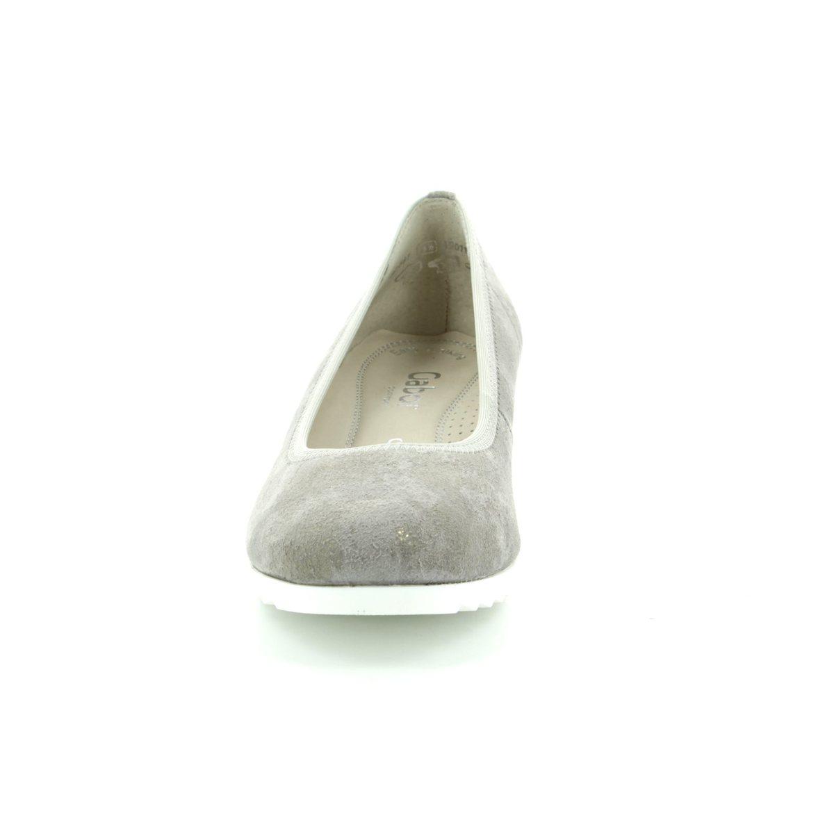 3a59492f4 Gabor Wedge Shoes - Metallic - 82.641.93 EPWORTH