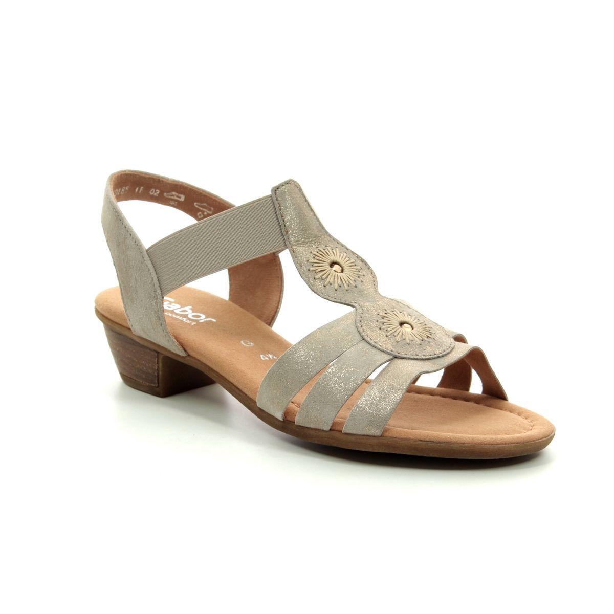 ddf7b67a2c89 Gabor Sandals - ROSE - 22.474.95 JAX