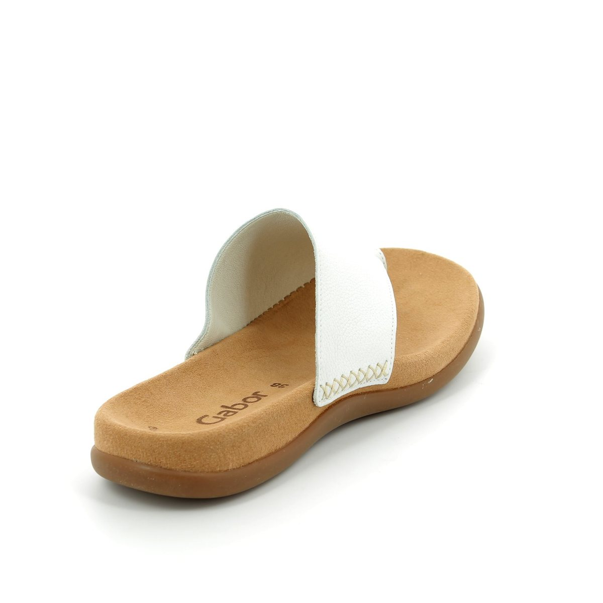 5b5a667ef1a048 Gabor Sandals - White - 03.700.21 LANZAROTE