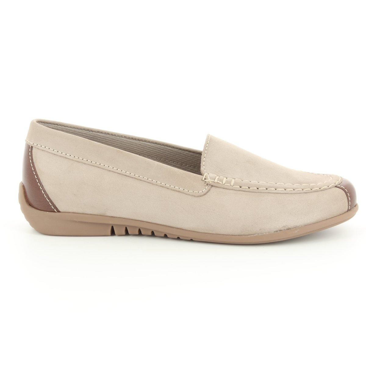 28415732041 Gabor Loafers - Beige-tan - 83.260.12 LOIS