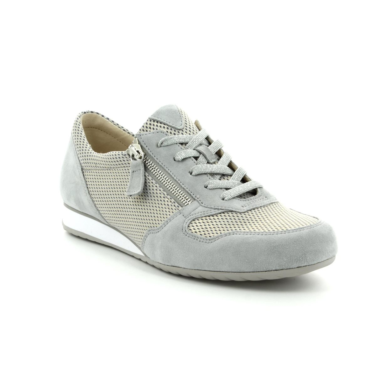 32616079d41 Gabor Trainers - Light Grey - 86.355.40 MAYBELLE