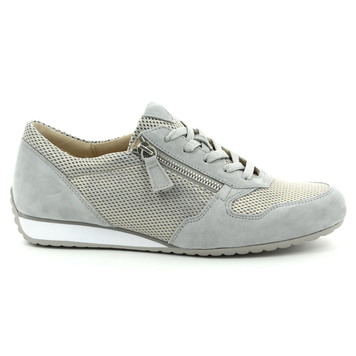 Gabor Trainer Shoe - Maybelle 8 GREY