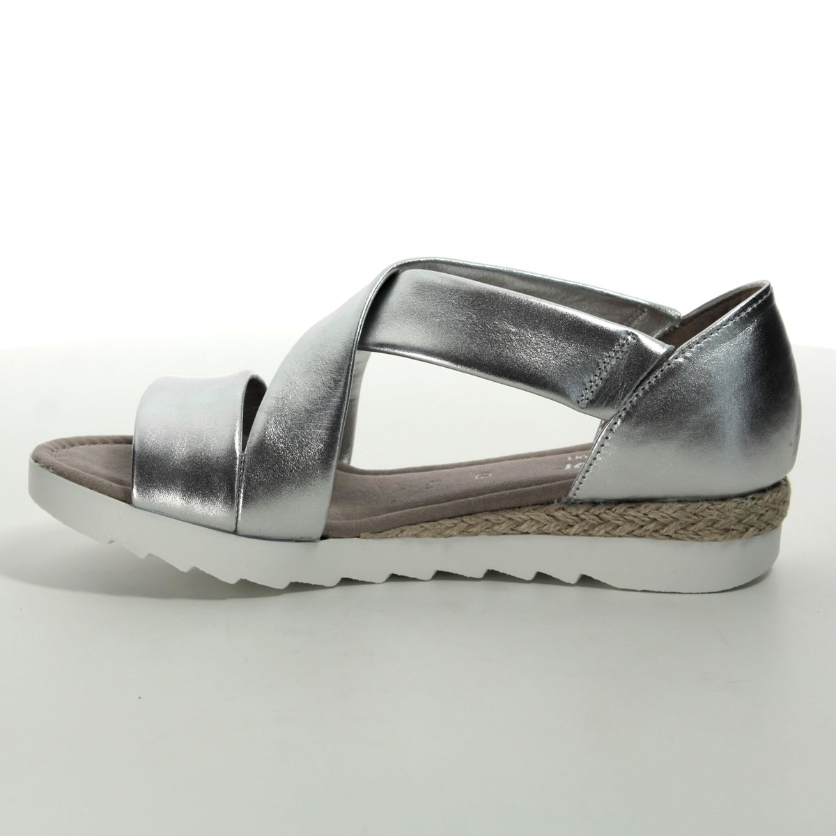 Gabor Promise 22.711.10 Silver sandals