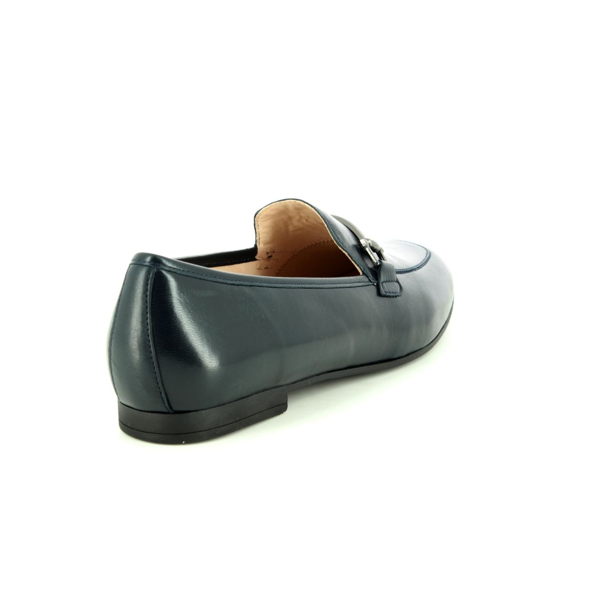 2bbea0c2ab9 Gabor Loafers - Navy leather - 24.210.26 SERIN