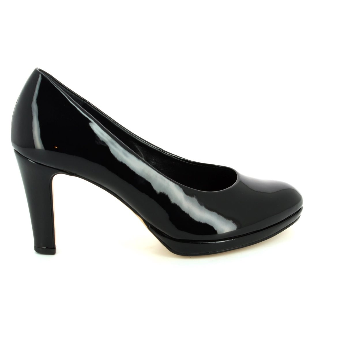 87ce954c967 Gabor High-heeled Shoes - Black patent - 51.270.77 SPLENDID