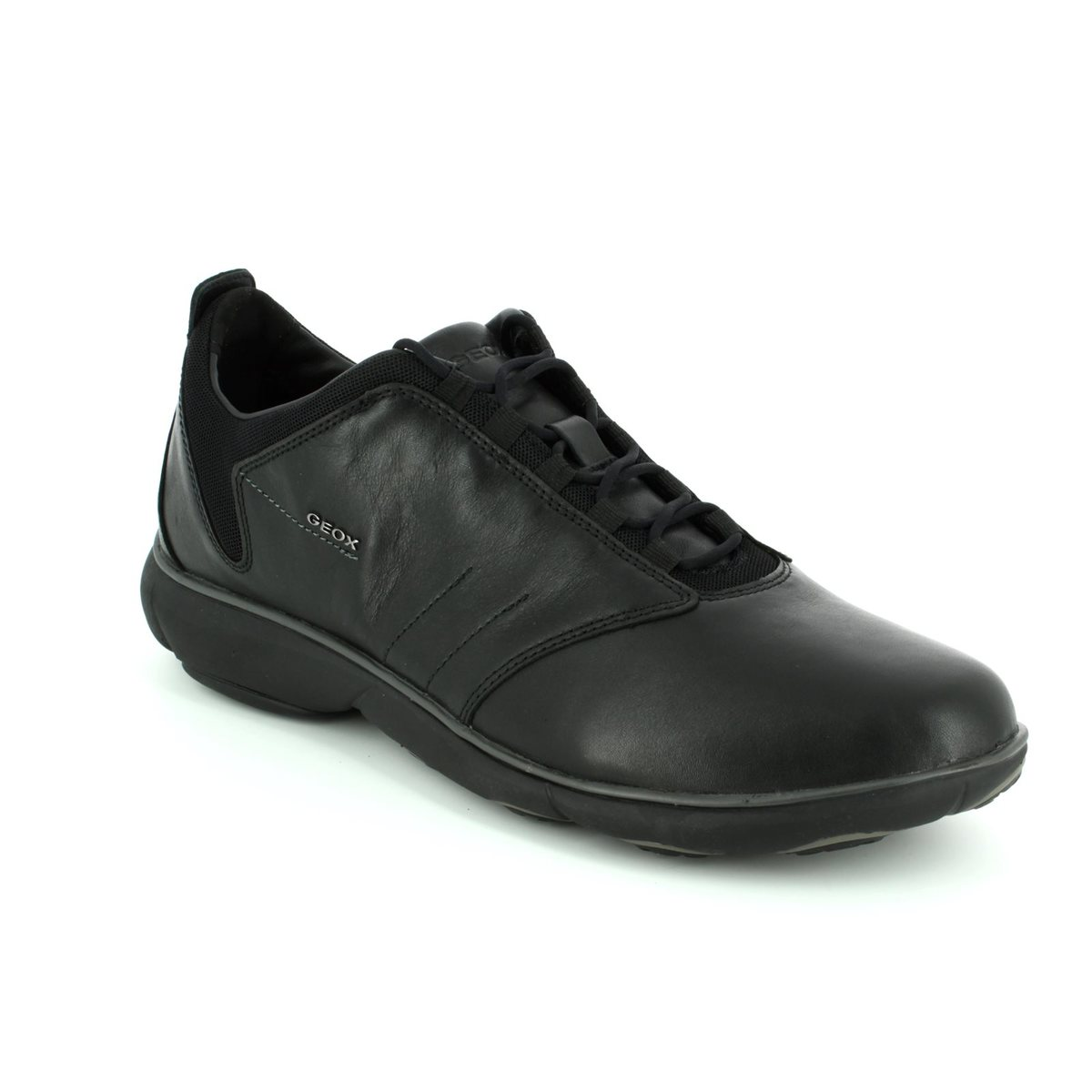 fbf84b02cac Geox Casual Shoes - Black - U52D7A C9999 NEBULA MEN