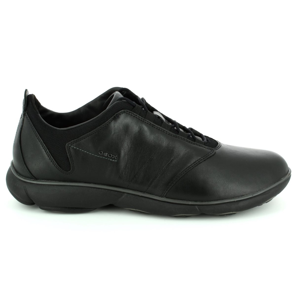 9538f0cd2ced3 Geox Casual Shoes - Black - U52D7A/C9999 NEBULA MEN