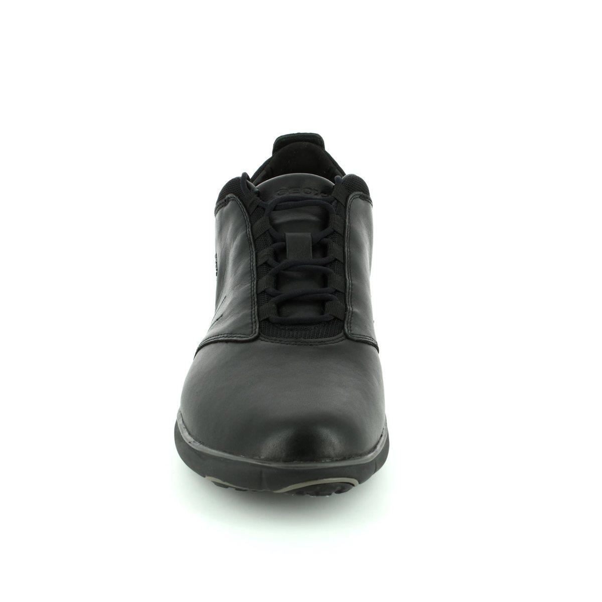98fa0303a83 Geox Casual Shoes - Black - U52D7A/C9999 NEBULA MEN