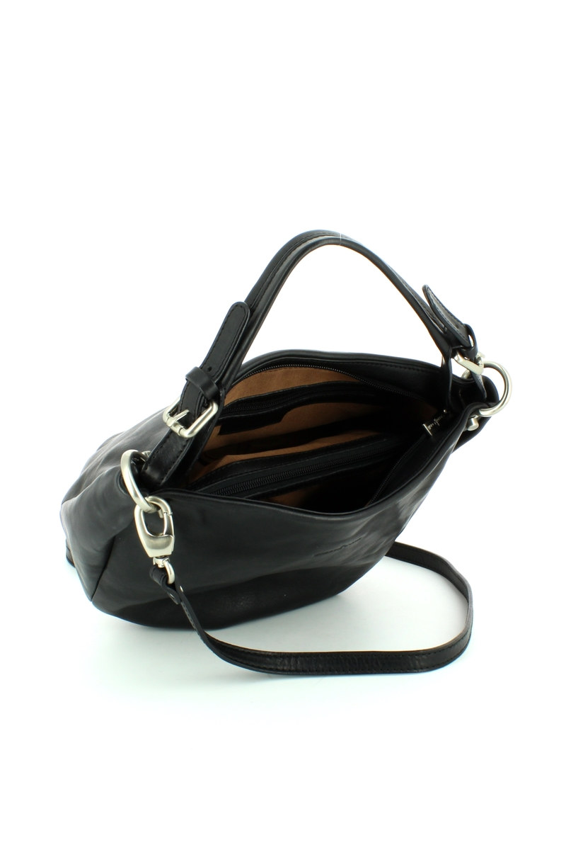 Gianni Conti Handbag Black 9403698 10 Hobo Fashion