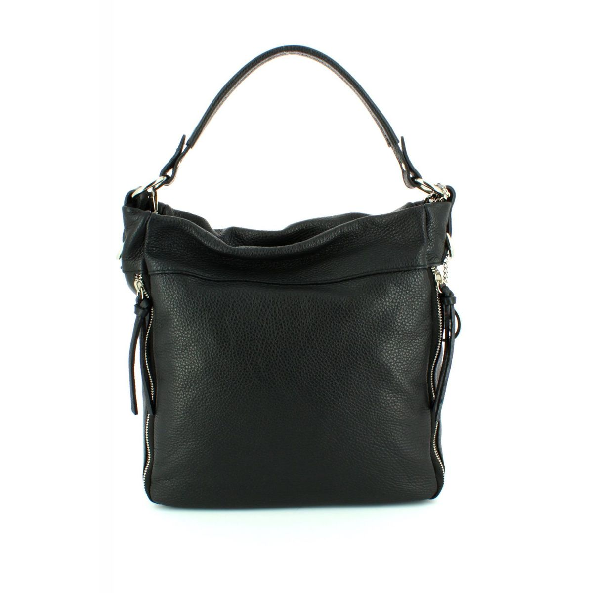 Gianni Conti Handbag Black 0136721 10 Slouchy Alex Co