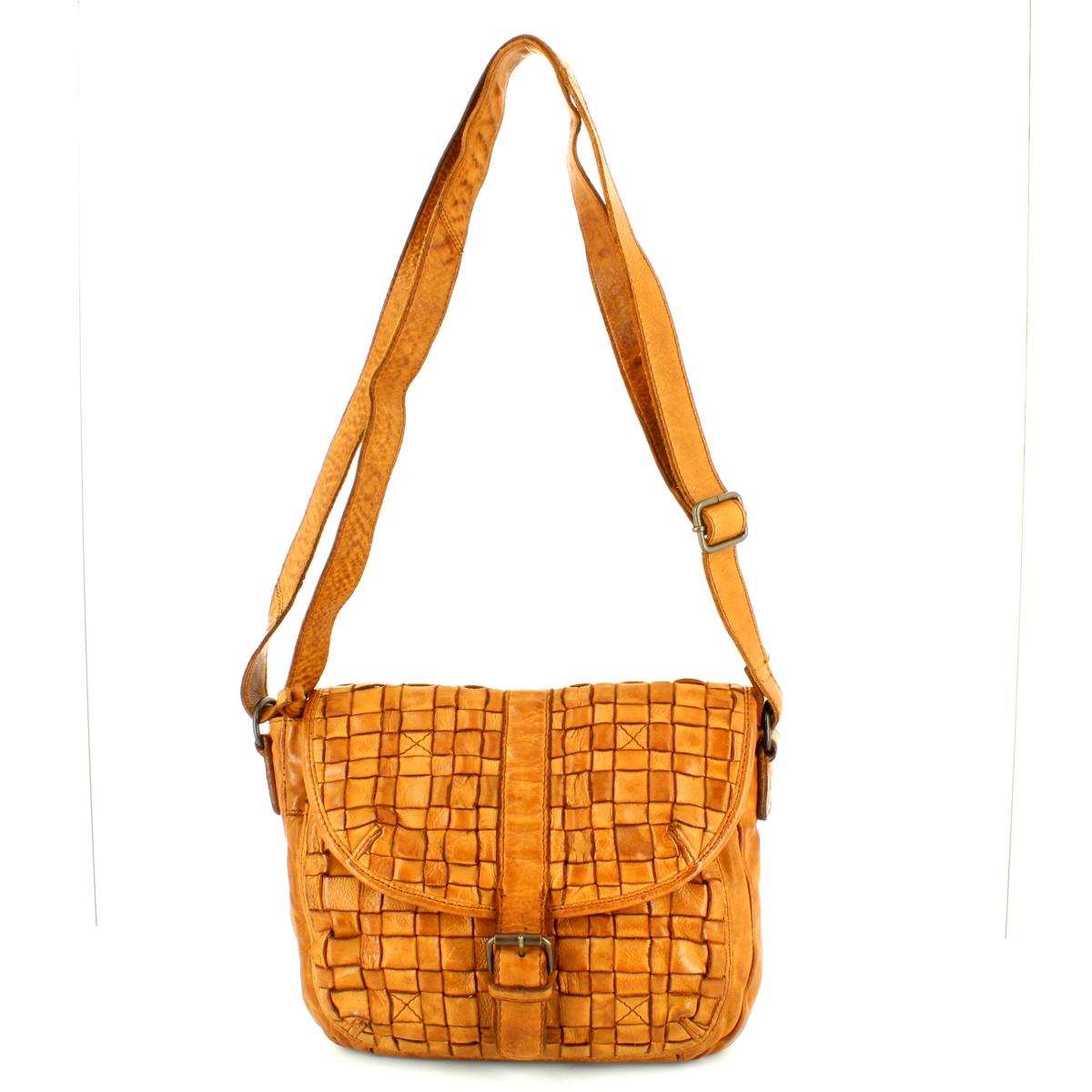 Gianni Conti Handbag Tan 4503357 25 Sml Satch