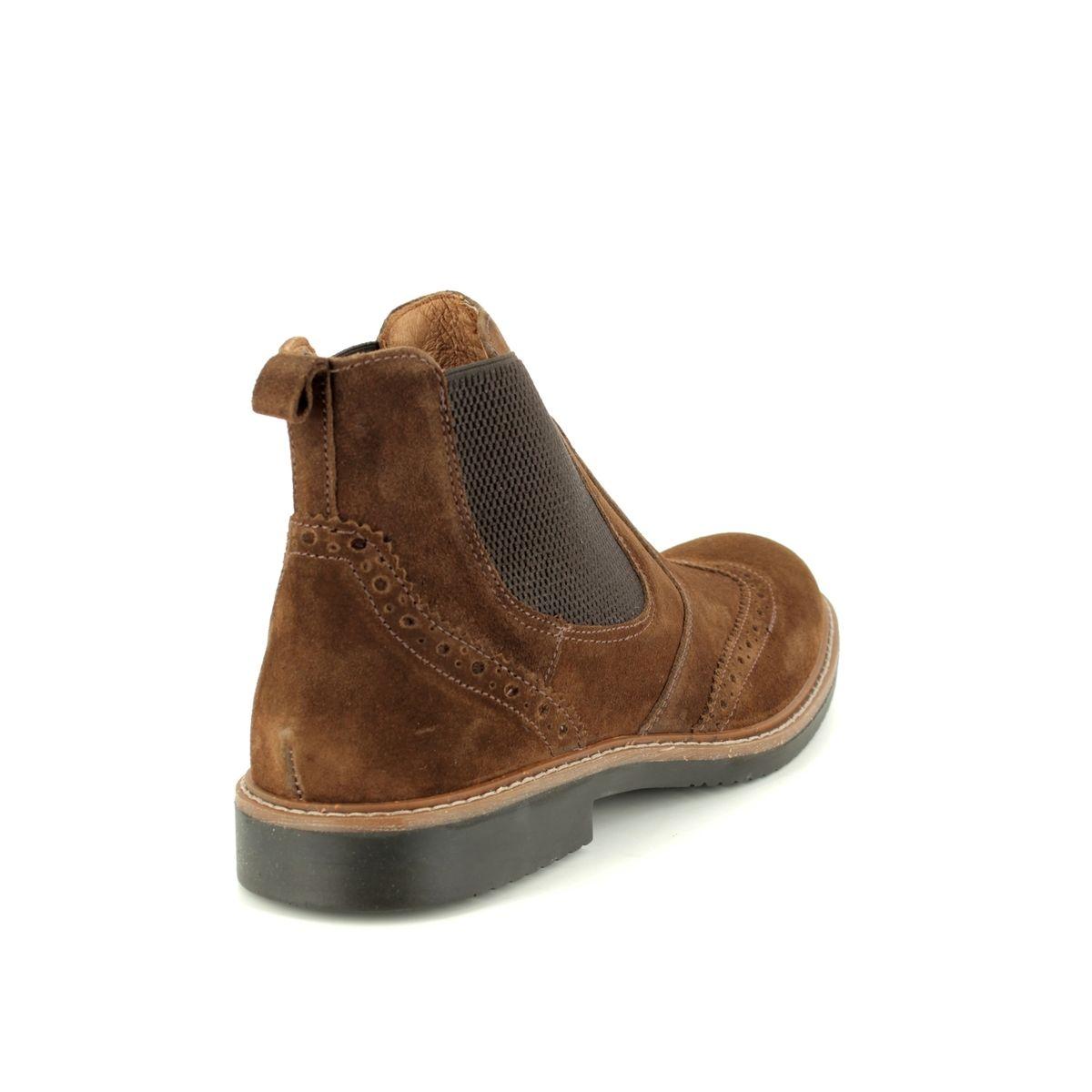 e7fb05de89 IMAC Chelsea Boots - Tan suede - 0851/78061017 CALLING CHELSEA