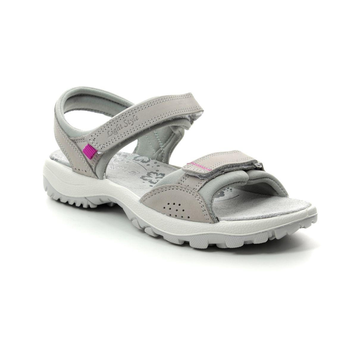 fe0726ec1ec9d IMAC Walking Sandals - Light grey - 9620/3057018 LAKES