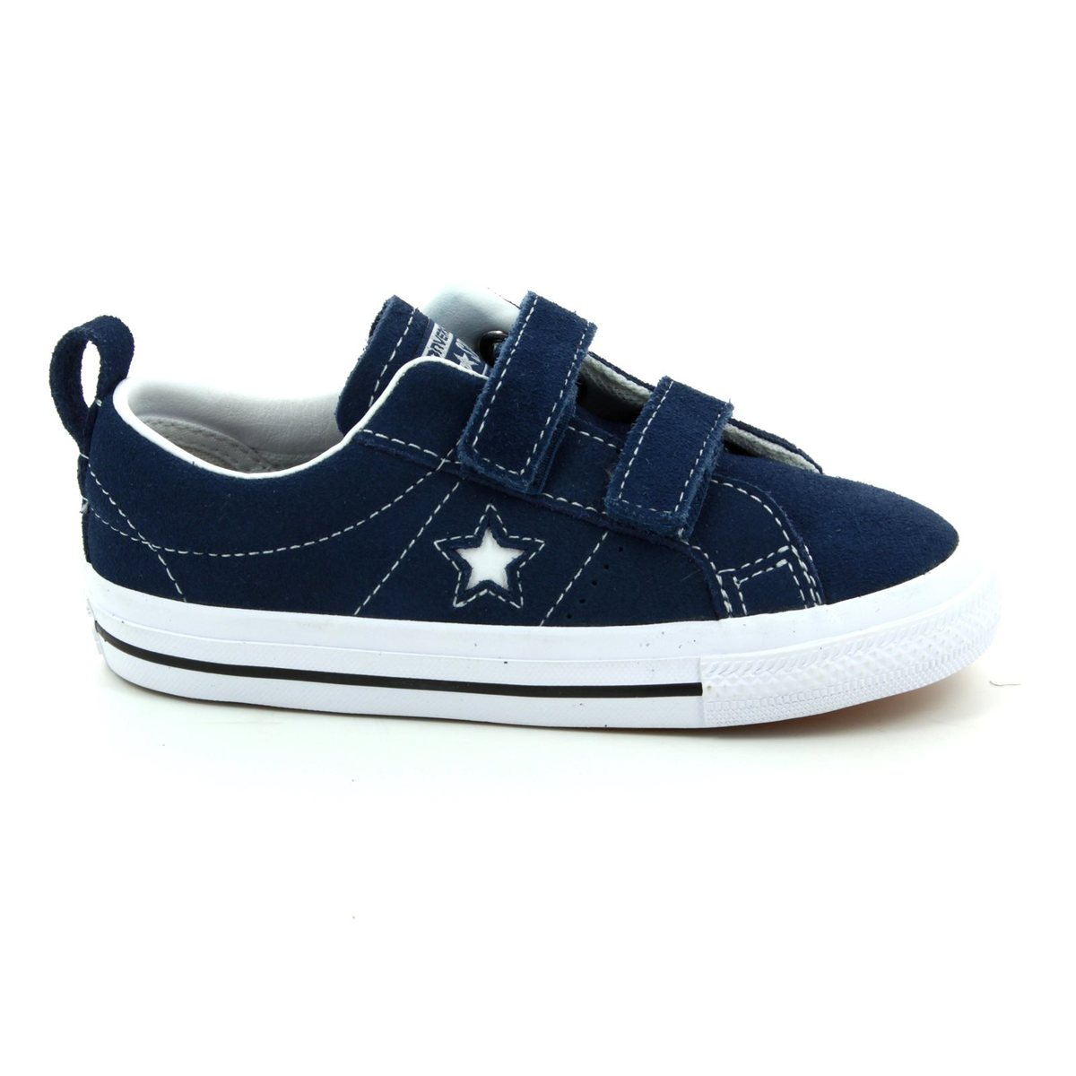 Converse One Star 2v Ox Infant Shoes Infant NZ Navy