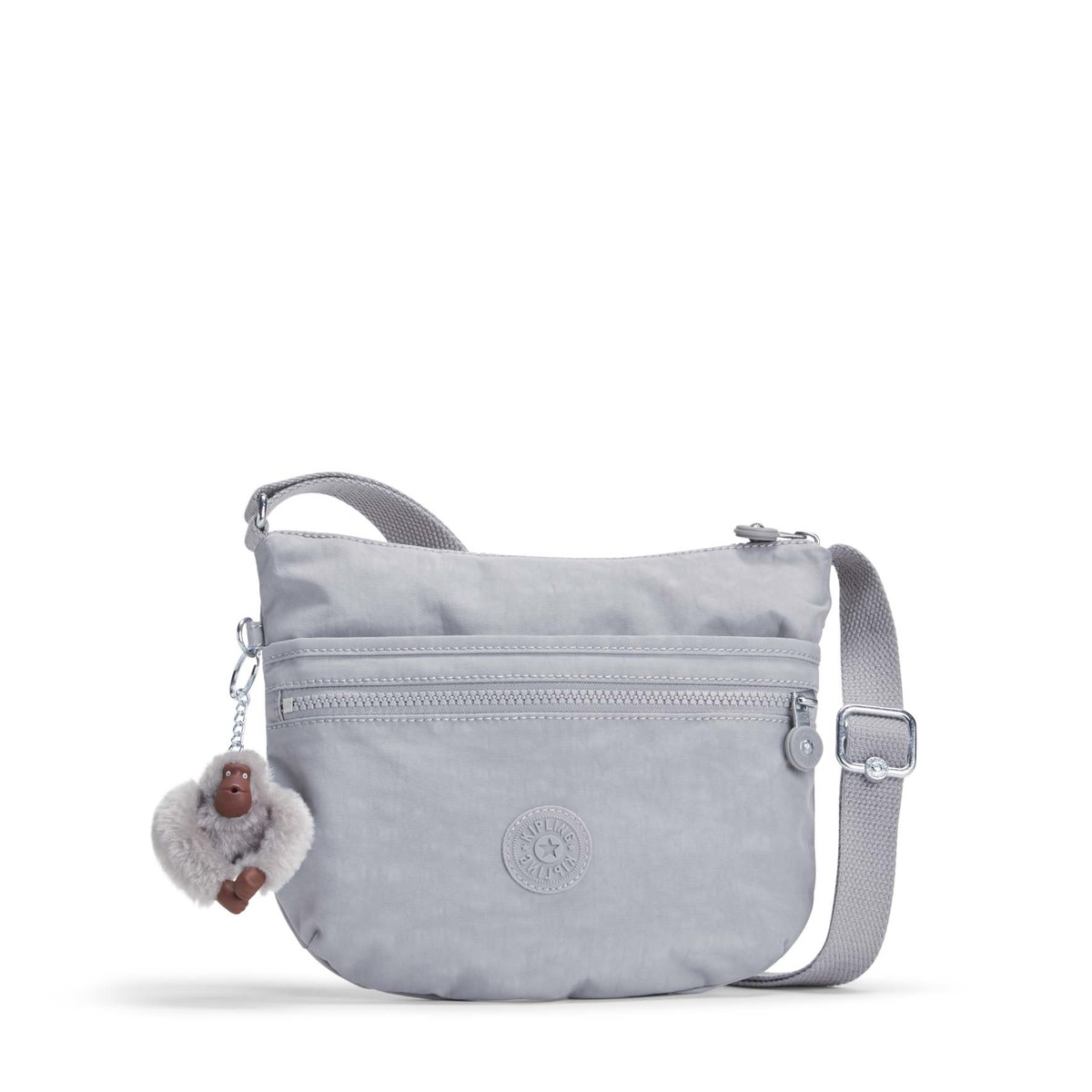Kipling Handbag Light Grey K00070 Arto S