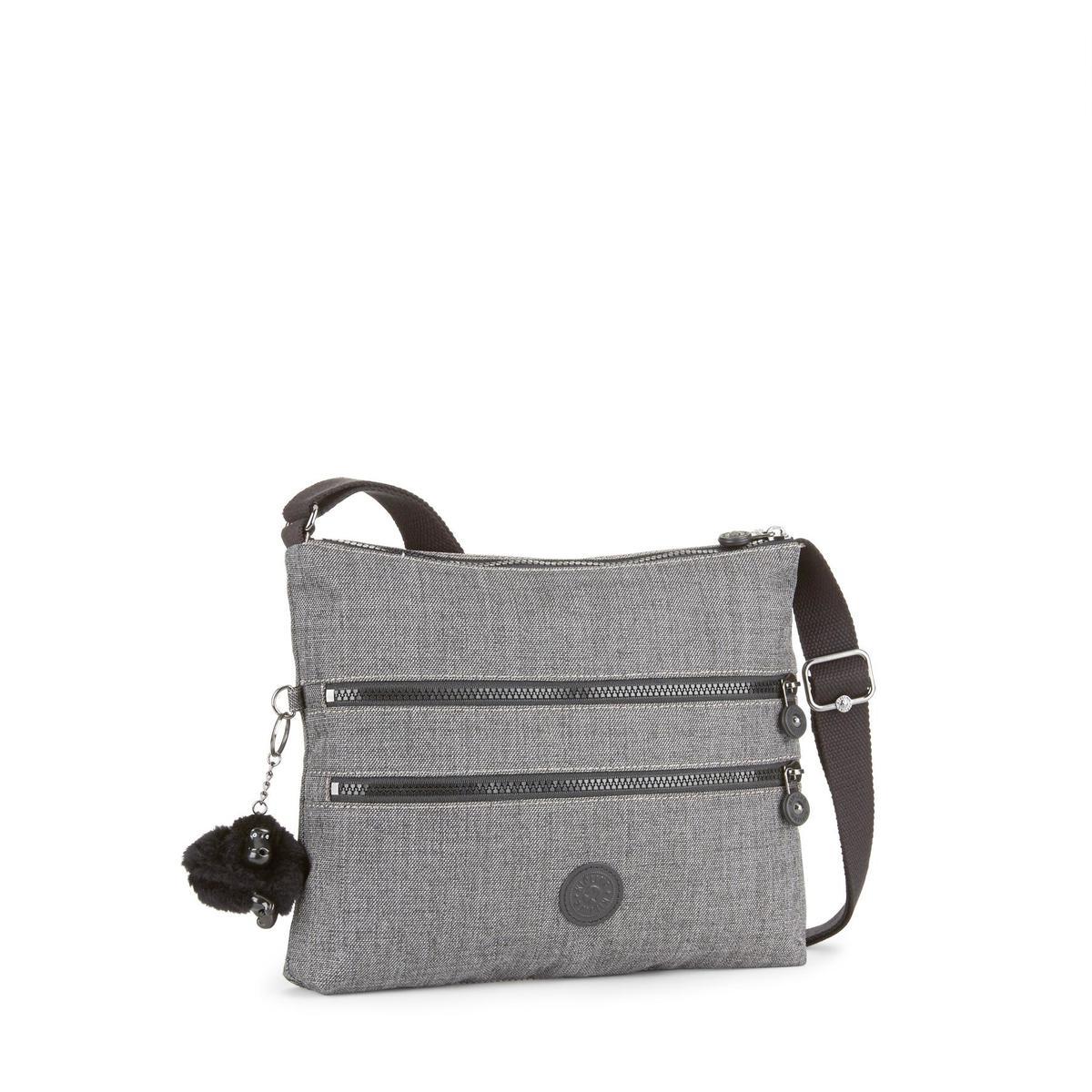 84c6ac1c34 Kipling Bags ALVAR Grey multi handbag | Kipling Outlet