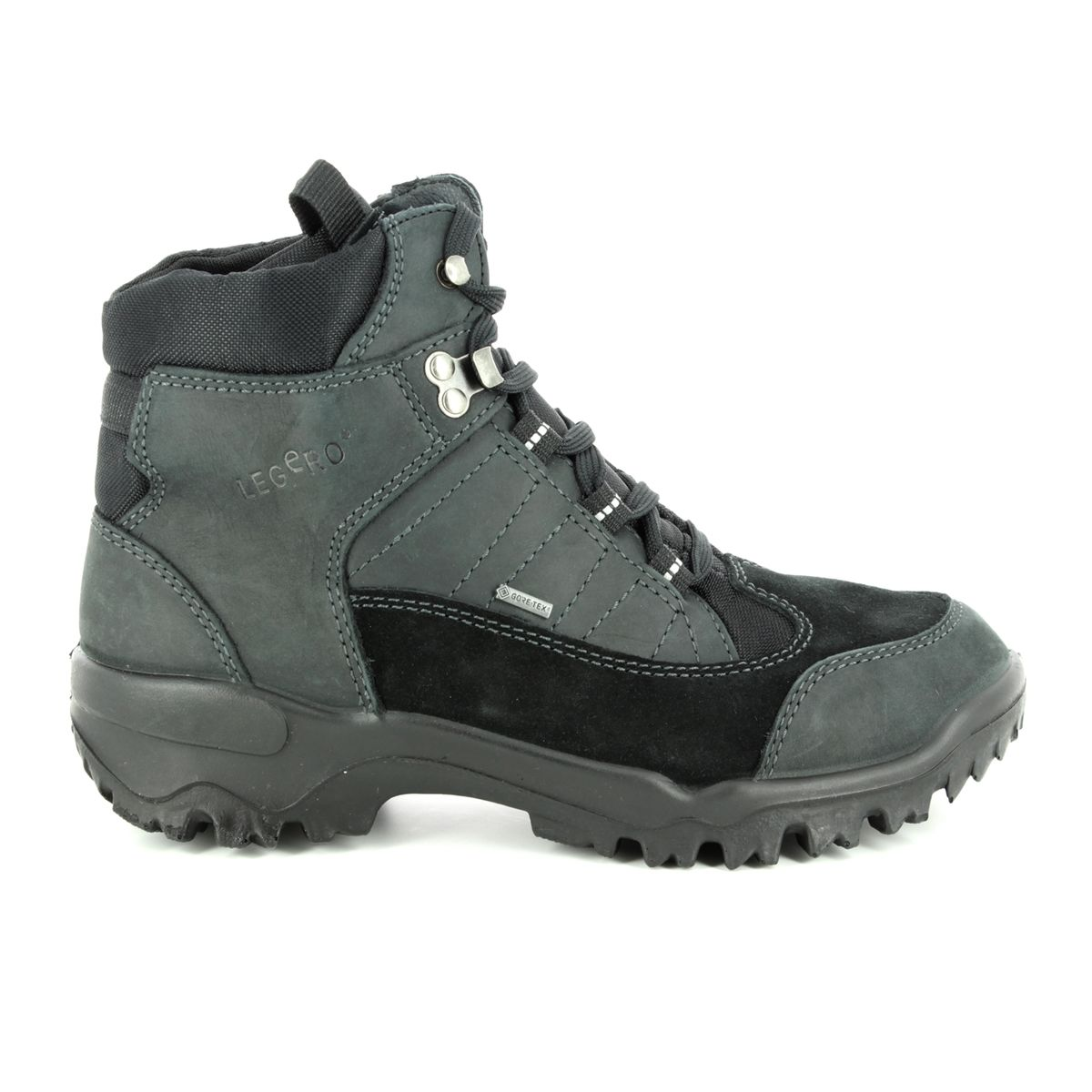 f95351d7e45 Legero Walking Boots - Black nubuck - 00502/00 WALK GTX LADIE