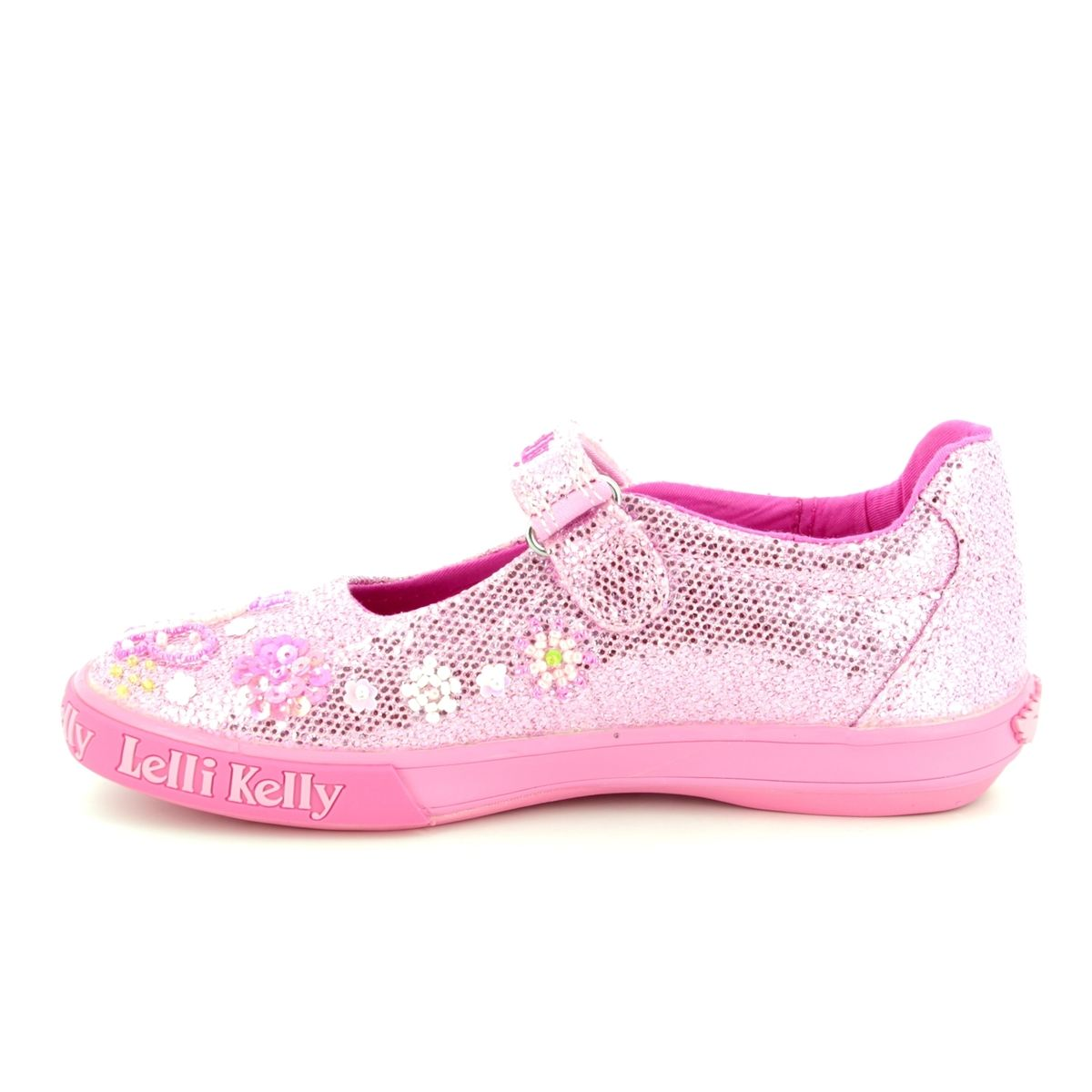 ae2b73848593a Lelli Kelly Everyday Shoes - Pink multi - LK5076/GC01 BUTTERFLY