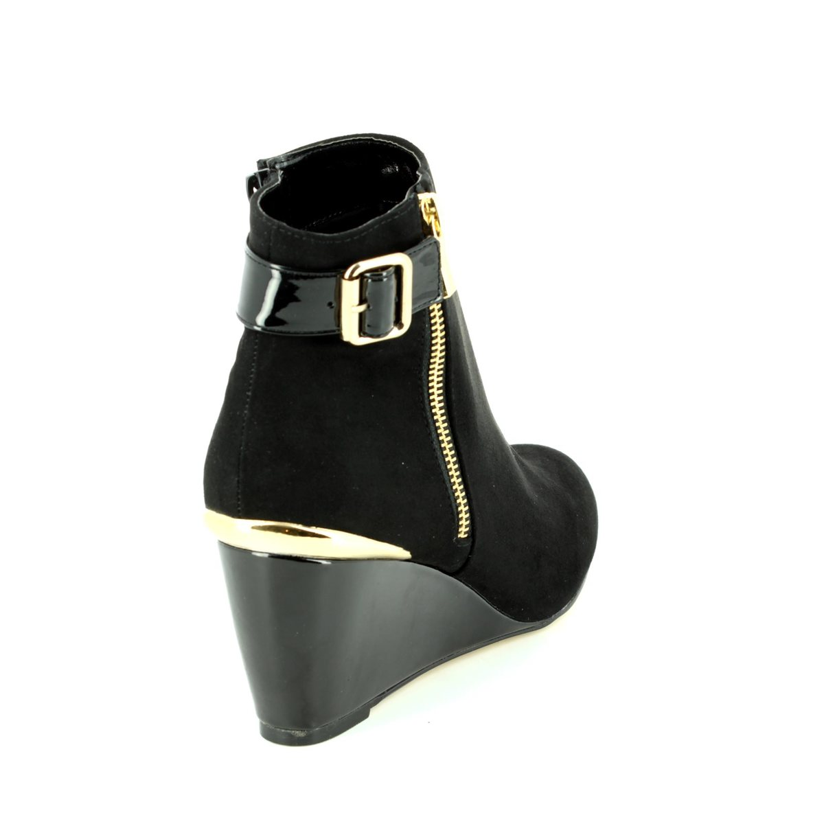 ddba66a921f Lotus Ankle Boots - Black - 40379 30 CASSIA